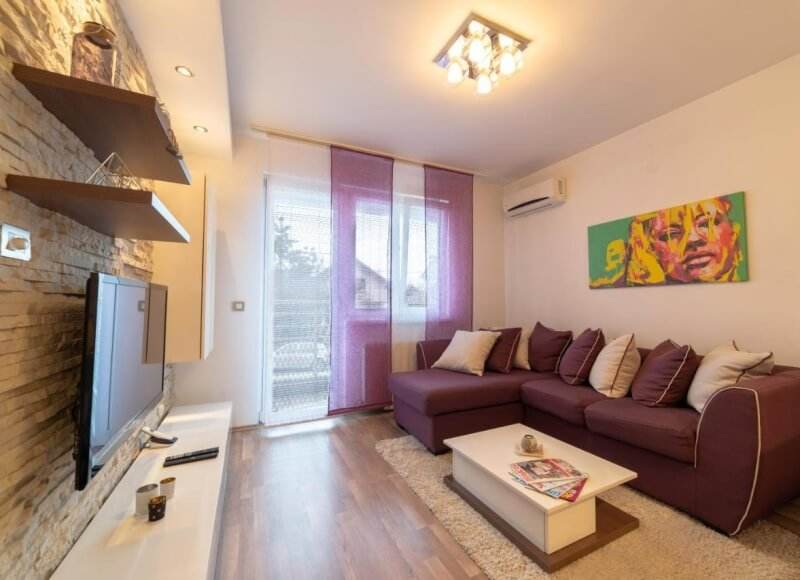 living room VF apartments